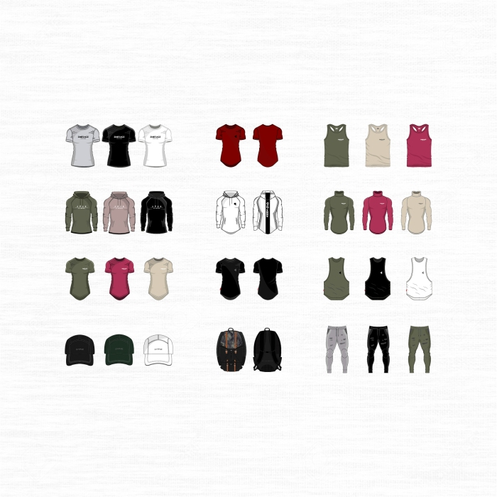 clothing design product design