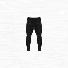 joggers Black