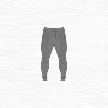 joggers Grey marl