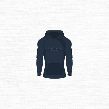 Pullover Hoodie blue